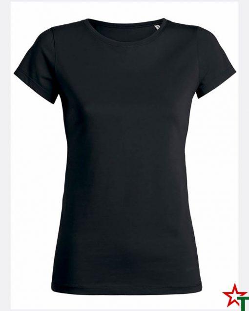 Black Дамска тениска Wants