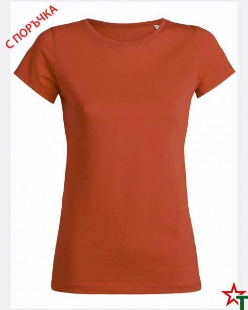 Orange Дамска тениска Wants