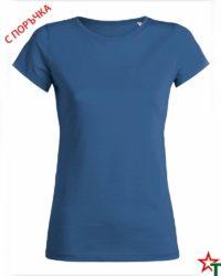 Royal Blue Дамска тениска Wants