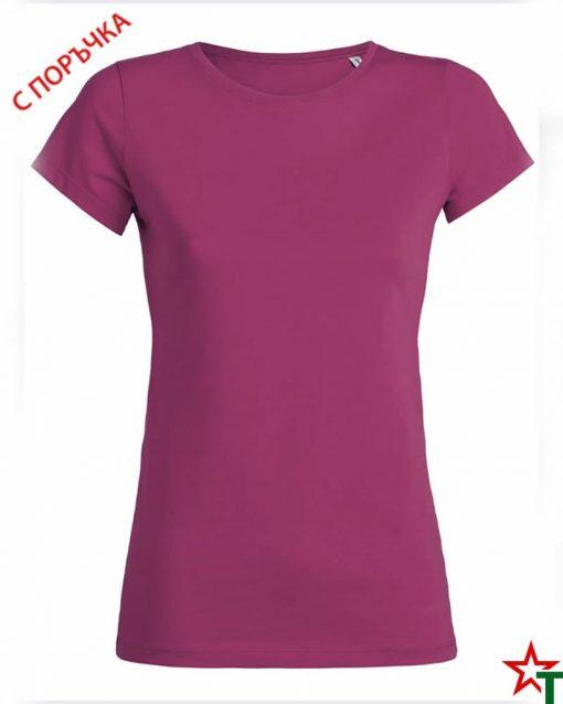 Fuchsia Дамска тениска Wants