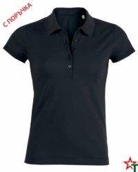 Black Дамска риза Stella Plays