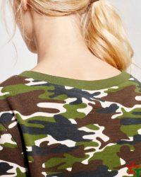 Дамска ватена блуза Malone