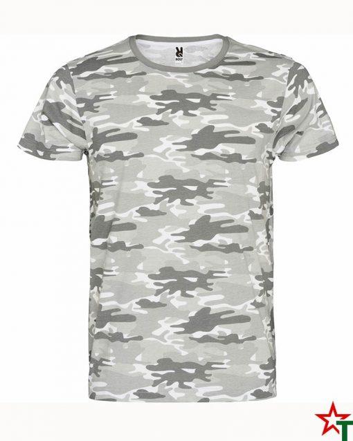 Камуфлажна унисекс тениска Marlo