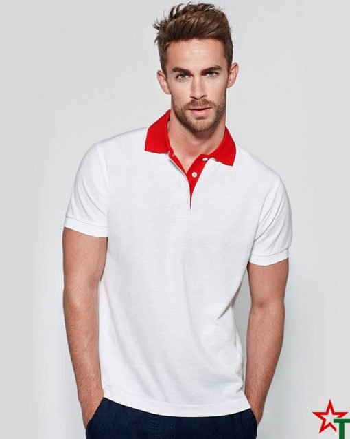 Мъжка риза с къс ръкав Borneos