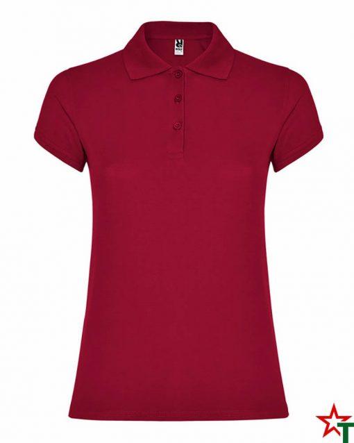 Дамска риза с къс ръкав Polo Star
