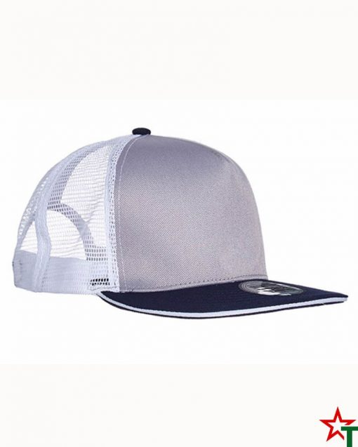 Пет панелна шапка Pro Cap Mesh