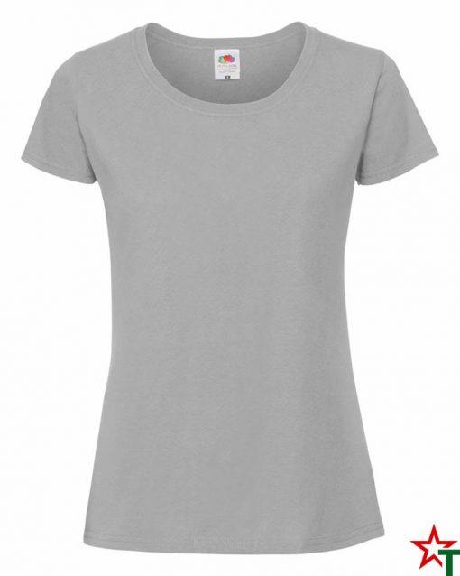 Zinc Дамска тениска Ringspun Pre T Lady-Fit