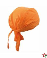 164 Orange Кърпа за глава Bandana