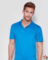 BG380-1 Мъжка спортна риза Polo Monsa Polyester