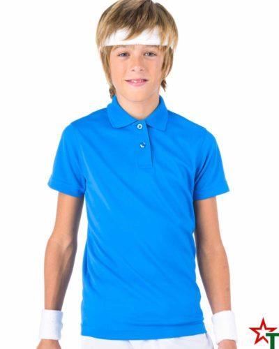 BG580 Детска спортна риза Monsa Polyester