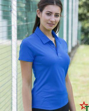 BG847-3 Дамска риза Perform Polo Polyester