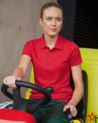 BG847-4 Дамска риза Perform Polo Polyester