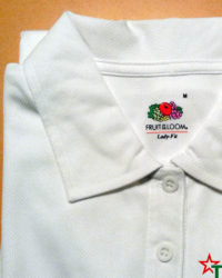 BG847-6-Дамска риза Perform Polo Polyester