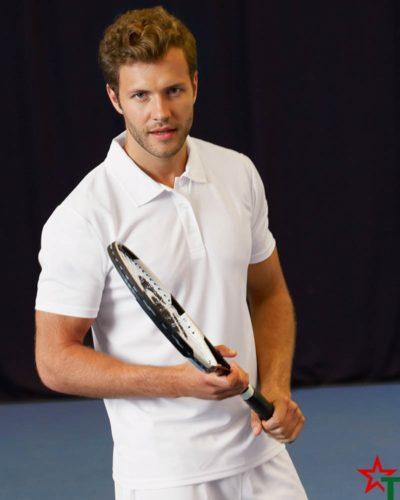 BG871 Мъжка риза Performans Polo Polyester