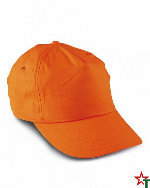 BG1199 Orange Детска рекламна шапка