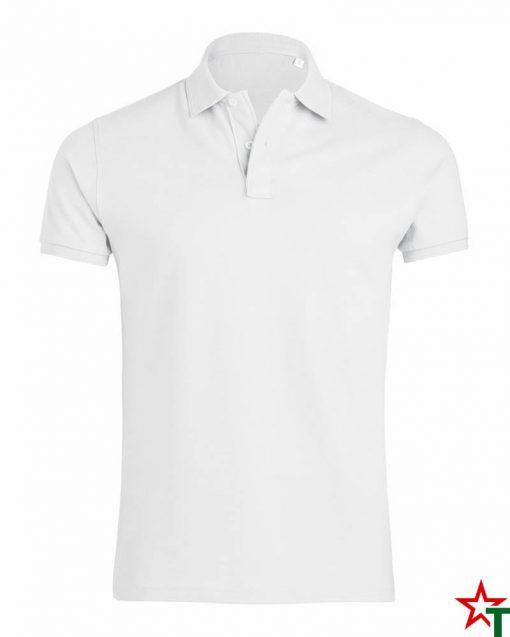 BG300 White Мъжка риза Stanley Organic Perform