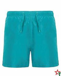 699 Azure Blue Къси панталони Aqwa