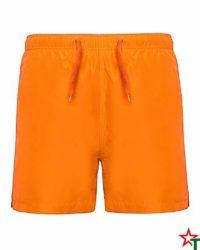 699 Orange Neon Къси панталони Aqwa