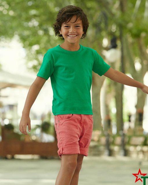 BG393-1 Детска тениска Softspoon T Kid
