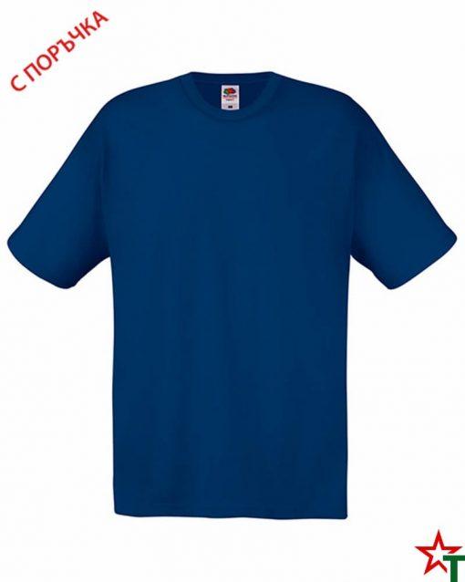 BG393 Navy Детска тениска Softspoon T Kid