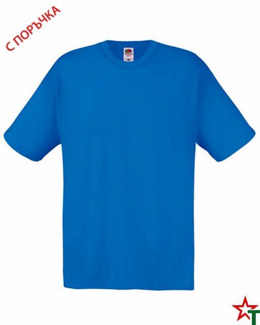 BG393 Royal Blue Детска тениска Softspoon T Kid