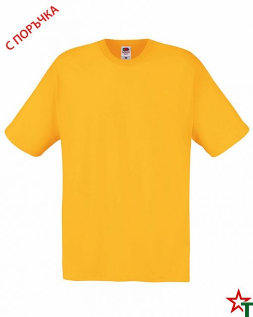 BG393 Sunflower Детска тениска Softspoon T Kid