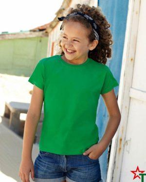 BG493-3 Детска тениска Valueweight Girl