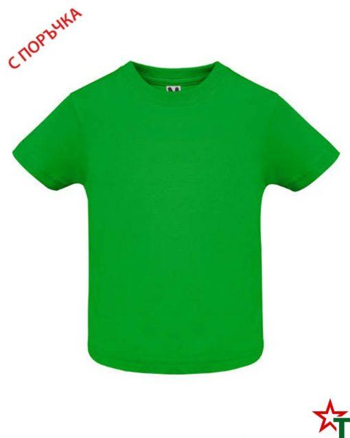 1436 Green Бебешка тениска Babys