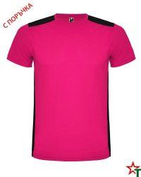 1480 Fuchsia Спортна тениска Datrois