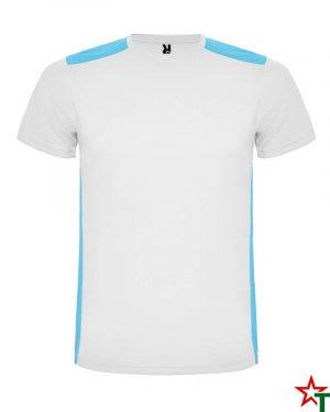 1480 White Спортна тениска Datrois