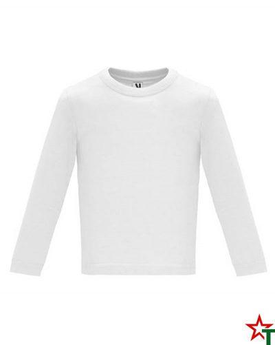 1626 White Бебешка тениска Baby Longer