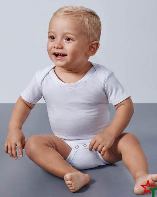 38-1 Бебешко боди HoneyS