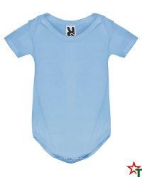 38 Sky Blue Бебешко боди HoneyS