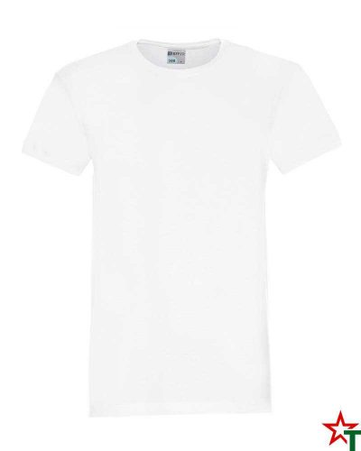 100 White 20 Mъжка Промо тениска ERM