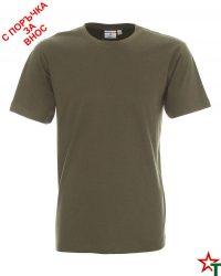 170 Olive 55 Мъжка тениска Man Promo Heavy