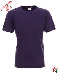 170 Purple 56 Мъжка тениска Man Promo Heavy
