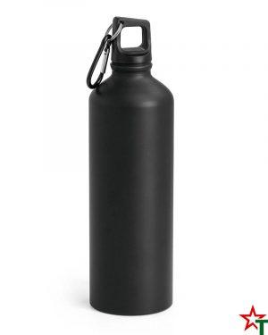 1637 Black Спортна бутилка Aluminiuma