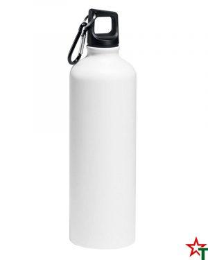 1637 White Спортна бутилка Aluminiuma