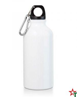 P-1-R White Метална бутилка Sigmus