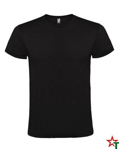 1165 Black Тениска Anatomic 150