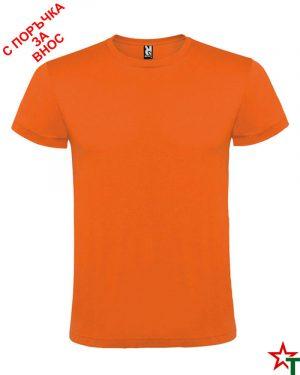1165 Orange Тениска Anatomic 150