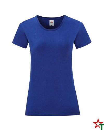 1756 Cobalt Blue Дамска тениска Icontic T