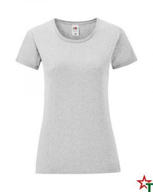 1756 Heather Grey Дамска тениска Icontic T