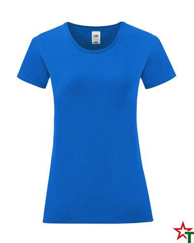 1756 Royal Blue Дамска тениска Icontic T