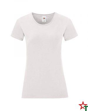 1756 White Дамска тениска Icontic T