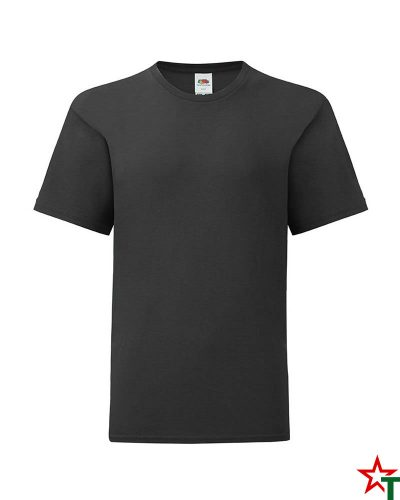 1760 Black Детска тениска Icontic T
