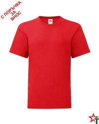 1760 Red Детска тениска Icontic T