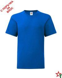 1760 Royal Blue Детска тениска Icontic T