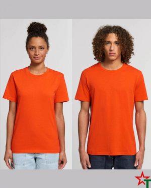 1876 Tangerine Унисекс тениска Creates
