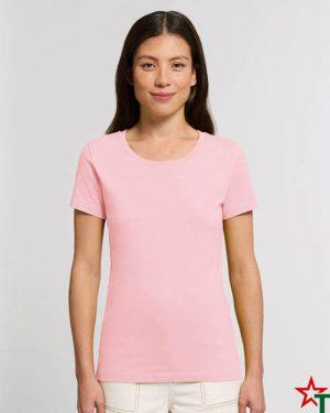1902 Cotton Pink Дамска тениска Stella Express